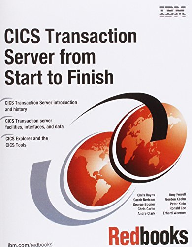 9780738436173: CICS Transaction Server from Start to Finish