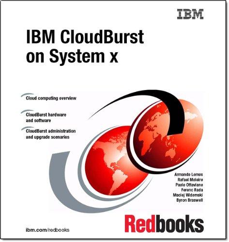 9780738436524: IBM Cloudburst on System X