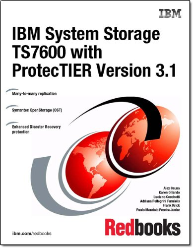 9780738436654: IBM System Storage Ts7600 With Protectier Version 3.1