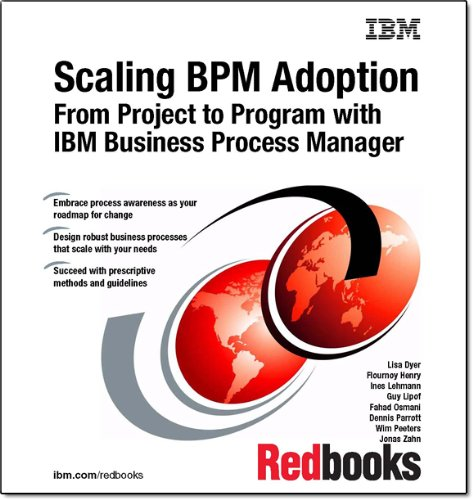 9780738436814: Scaling BPM Adoption: From Project to Program With IBM Business Process Manager