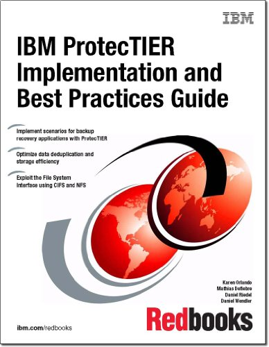 9780738438085: IBM Protectier Implementation and Best Practices Guide