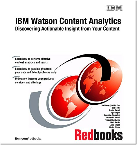 9780738439426: IBM Watson Content Analytics: Discovering Actionable Insight from Your Content