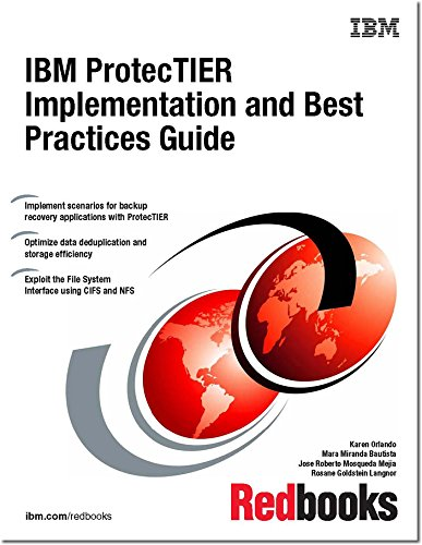 9780738440026: IBM Protectier Implementation and Best Practices Guide