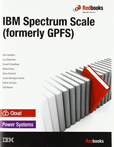 9780738440736: IBM Spectrum Scale Formerly Gpfs
