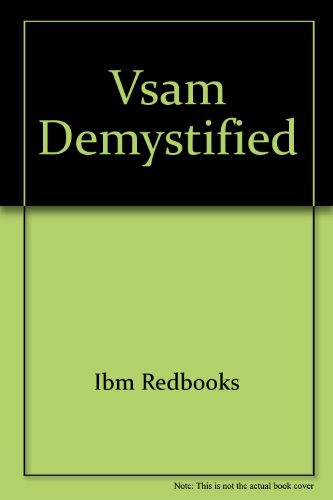 9780738453231: Vsam Demystified