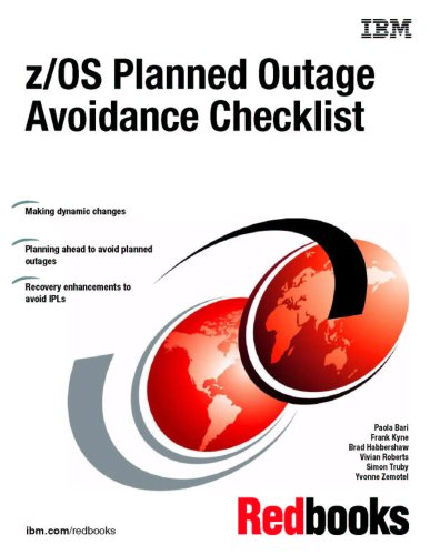 9780738494920: Z/Os Planned Outage Avoidance Checklist