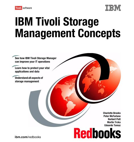 9780738497020: IBM Tivoli Storage Management Concepts