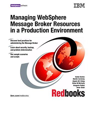 Migration to Websphere Business Integration Message Broker: IBM Redbooks