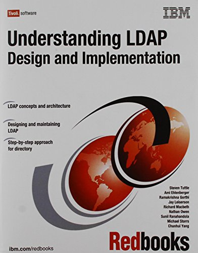 9780738497860: Understanding Ldap - Design And Implementation