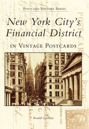 9780738500683: New York City's Financial District (NY) (Postcard History)