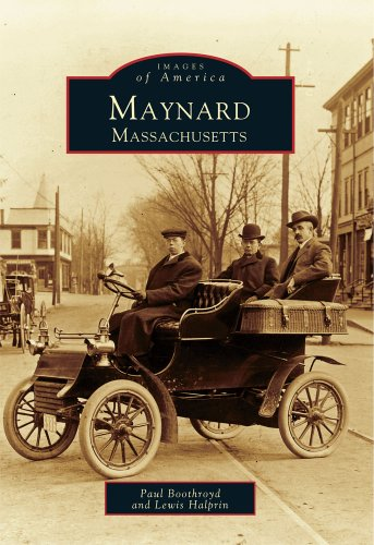 9780738500744: Maynard (Images of America: Massachusetts)