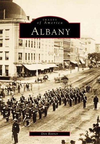 9780738500881: Albany (Images of America: New York)