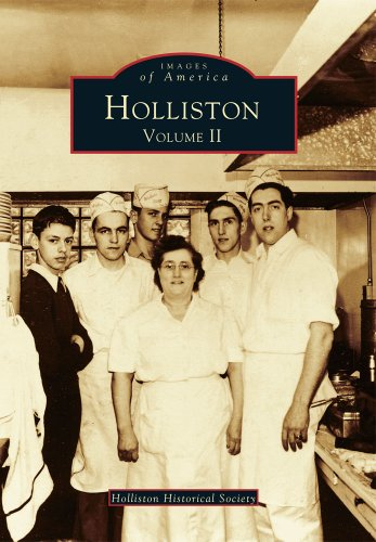 9780738501352: Holliston, MA Vol. 2