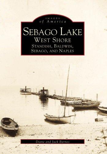 9780738501567: Sebago Lake: West Shore, Standish, Baldwin, Sebago, and Naples (Images of America: Maine)