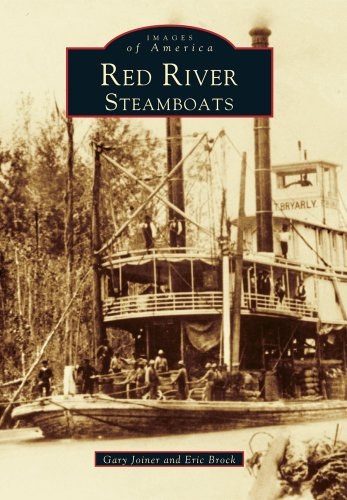 9780738501680: Red River Steamboats (Images of America)