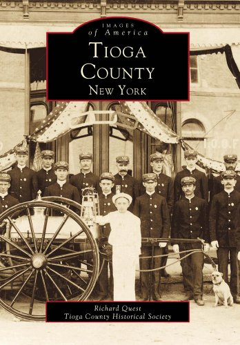 9780738502878: Tioga County (Images of America: New York)