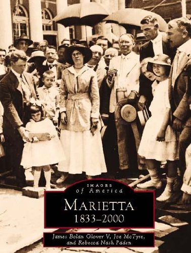 Marietta, 1833-2000 (Images of America: Georgia): Rebecca Nash Paden;