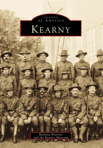 9780738504032: Kearny (NJ) (Images of America)