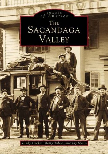 9780738504049: Sacandaga Valley, The (NY) (Images of America)