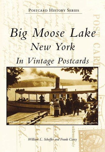 9780738504117: Big Moose Lake (NY) (Images of America)