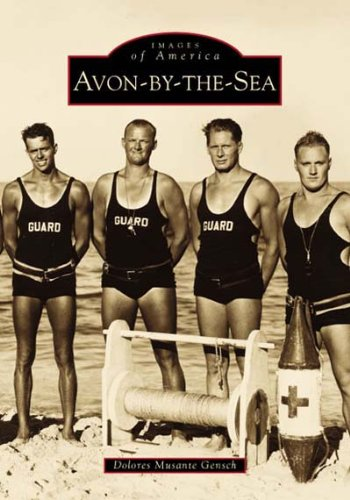 9780738504223: Avon-by-the-Sea (NJ) (Images of America)