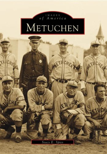 9780738504339: Metuchen (Images of America)