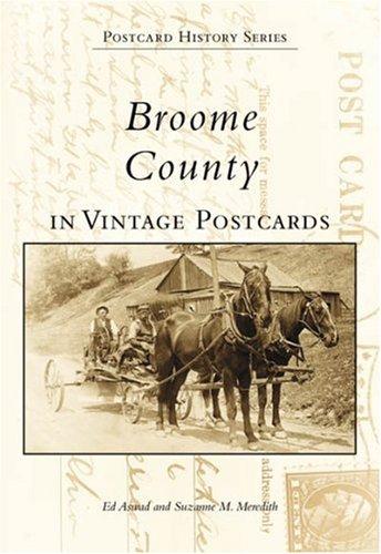 9780738504476: Broome County (NY) (Postcard History Series)