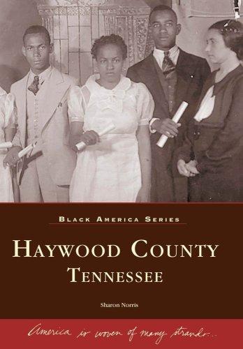 Haywood County Tennessee (TN) (Black America): Sharon Norris
