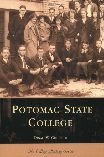9780738506210: Potomac State College (WV) (Campus History Series)