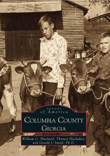 9780738506289: Columbia County (Images of America)