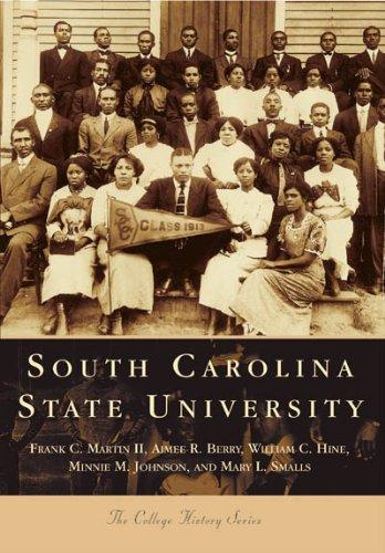 South Carolina State University (Campus History): Martin II, Frank