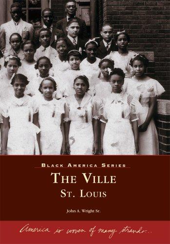 9780738508153: The Ville: St. Louis   (MO)  (Black America Series)