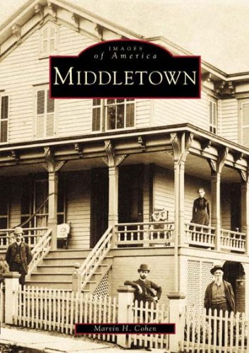 9780738508665: Middletown (NY) (Images of America)