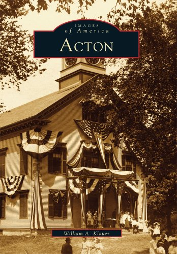 9780738509617: Acton (MA) (Images of America)