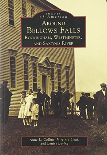 9780738510330: Around Bellows Falls (VT) (Images of America)