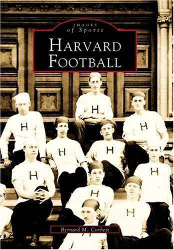 9780738510743: Harvard Football (MA) (Images of Sports)