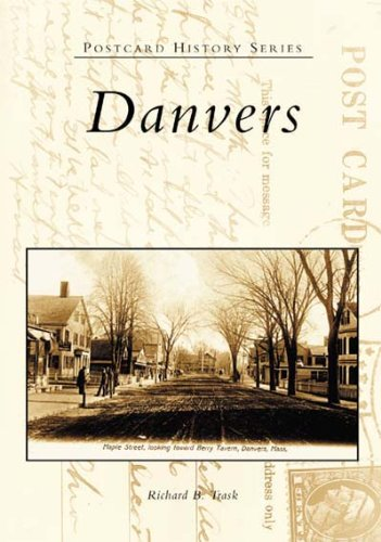 DANVERS; .Signed. *: TRASK, Richard