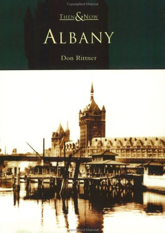 9780738511429: Albany (Then and Now)