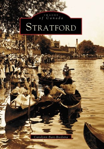 9780738511481: Stratford (CD) (Images of Canada)