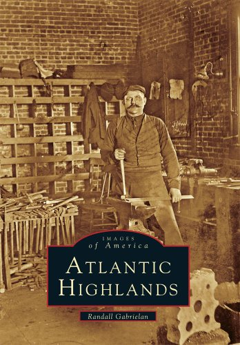 9780738512709: Atlantic Highlands (NJ) (Images of America)