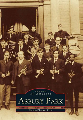 9780738512990: Asbury Park (NJ) (Images of America)