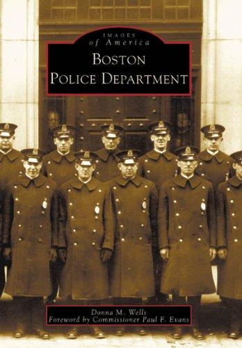 9780738513027: Boston Police Department (Images of America: Massachusetts)