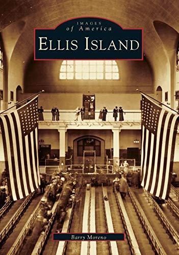 9780738513041: Ellis Island (NJ) (Images of America)