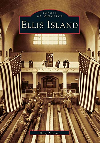 9780738513041: Ellis Island   (NJ)  (Images  of  America)