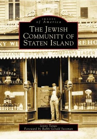 9780738513140: Jewish Community of Staten Island, The (NY) (Images of America)