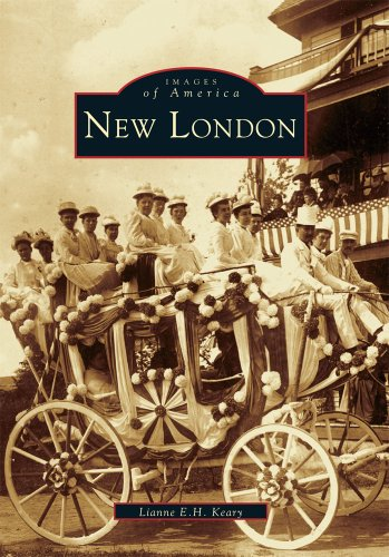9780738513225: New London (NH) (Images of America)