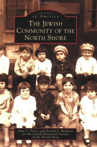 9780738513294: The Jewish Community of the North Shore