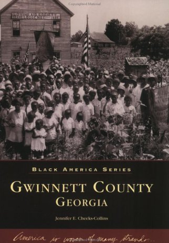 Gwinnett County Georgia (GA) (Black America): Jennifer E. Cheeks-Collins