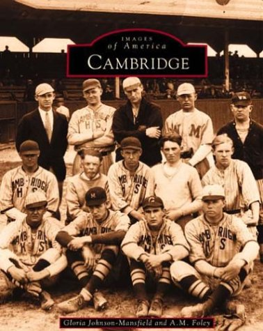 9780738514444: Cambridge (MD) (Images of America)
