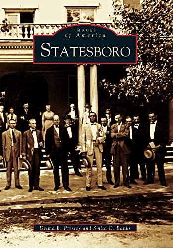 9780738514956: Statesboro (GA) (Images of America)